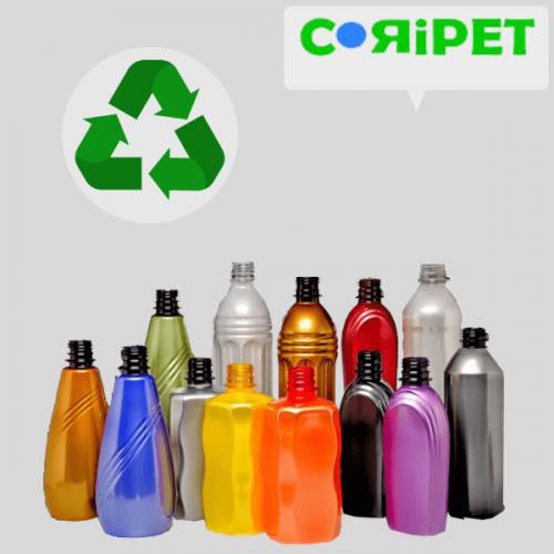 Con CORIPET si avvia il riciclo delle bottiglie in PET opaco