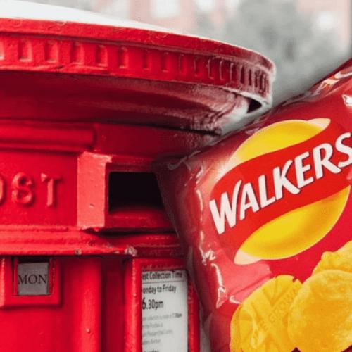 UK. Le buste di patatine vuote tornano alla Walkers per il riciclo