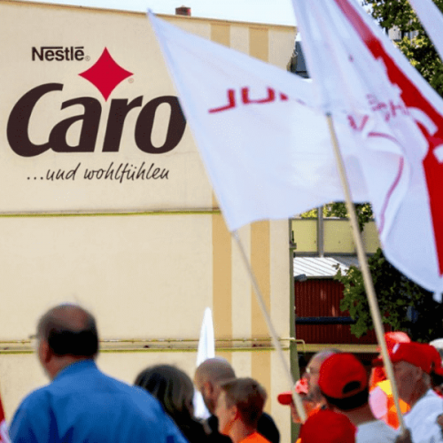 Crisi del caffè solubile: Nestlé taglia posti in Germania