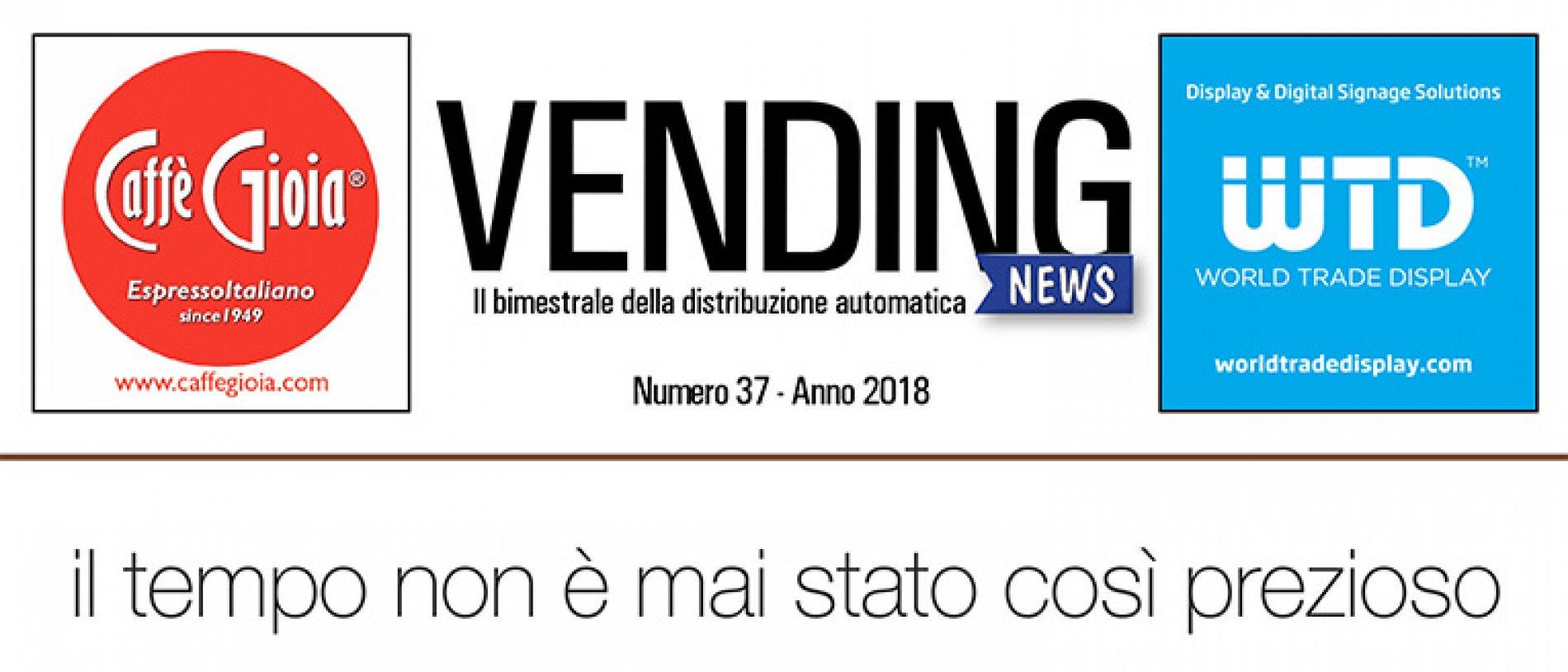 Rivista Vending News – Leggi il numero 37