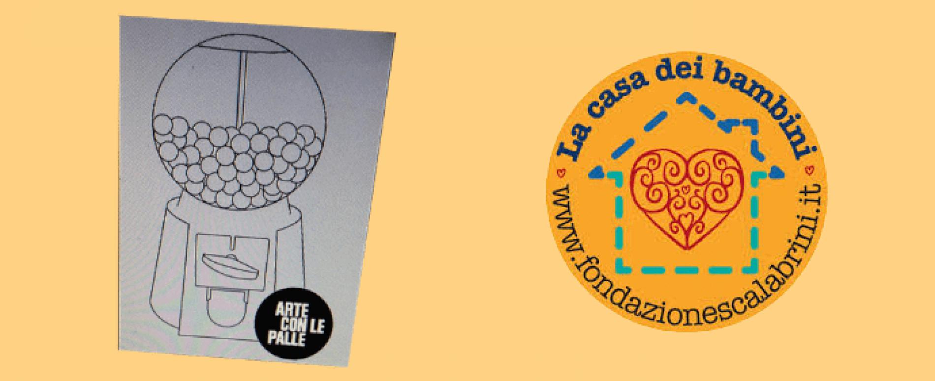 """""""Natale con le palle"""": un d.a. di arte sostiene la Fondazione Scalabrini"""