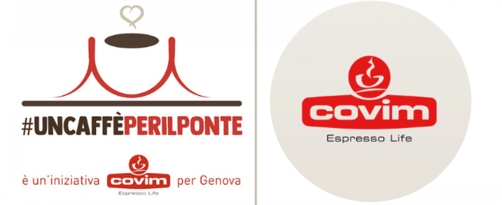COVIM promuove per Genova l'iniziativa #UNCAFFÈPERILPONTE