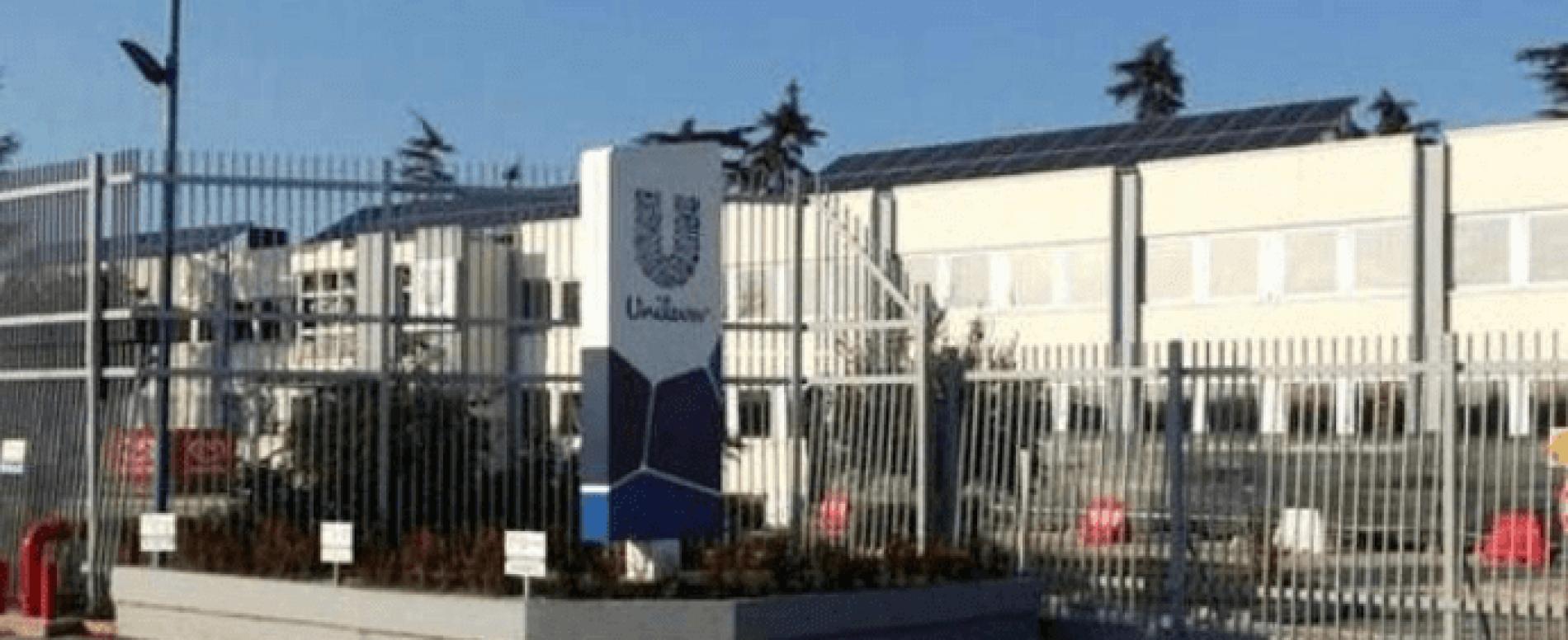 Raggiunto accordo tra Unilever e i lavoratori del sito di Caivano (NA)