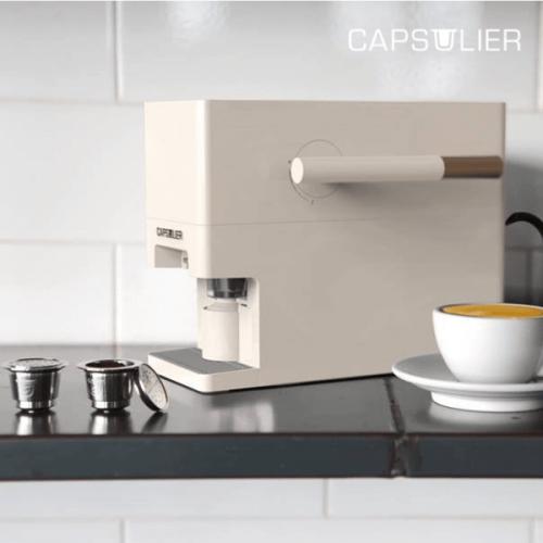 Capsulier: la macchina riempitrice per capsule compatibili Nespresso