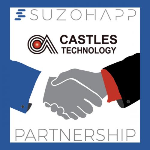 Nuova partnership strategica tra Castles Technology e SUZOHAPP