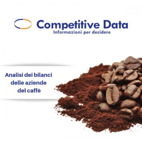 L'analisi Competitive Data sui bilanci delle aziende del settore Caffè