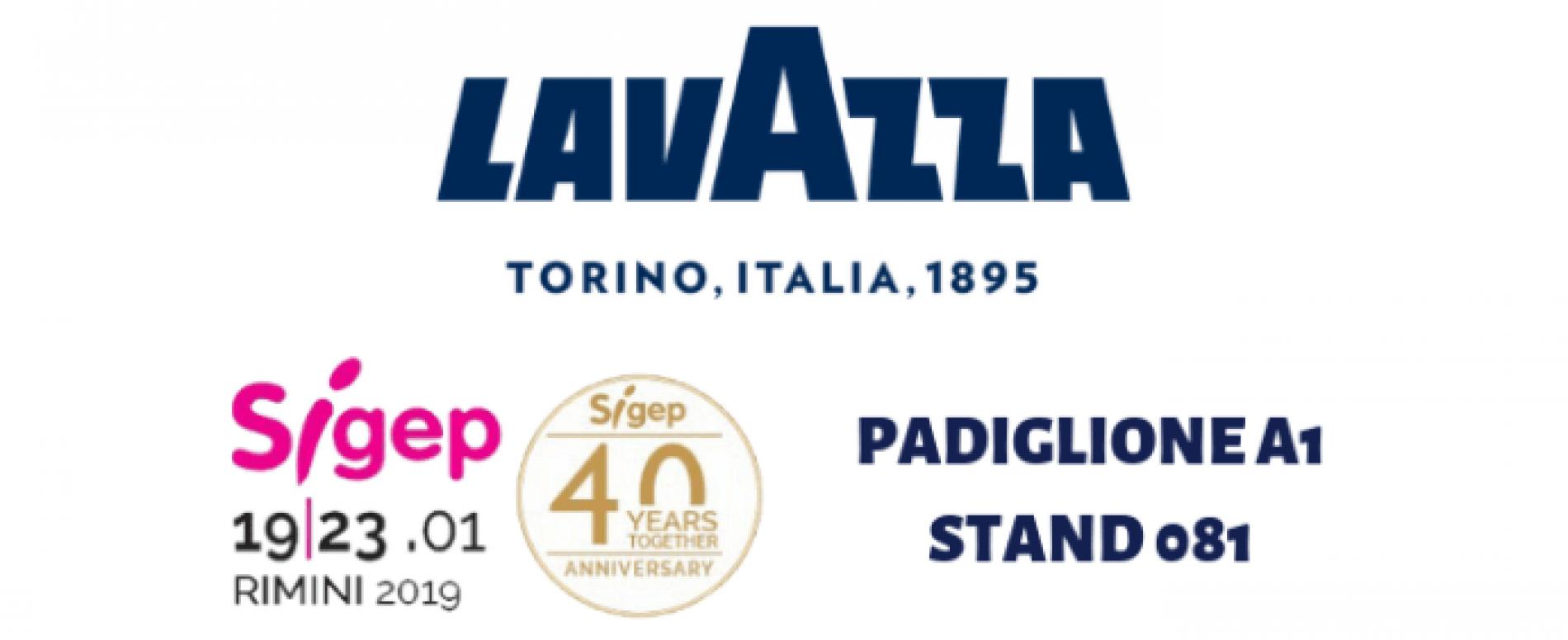 Lavazza a Sigep 2019 reinterpreta l'espresso italiano