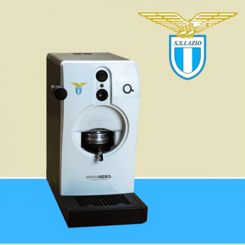 "È la Tube di Qualità Italia la ""official coffee machine"" della Lazio"