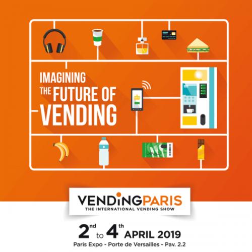 Vending Paris 2019: esposizione, conferenze e tante novità