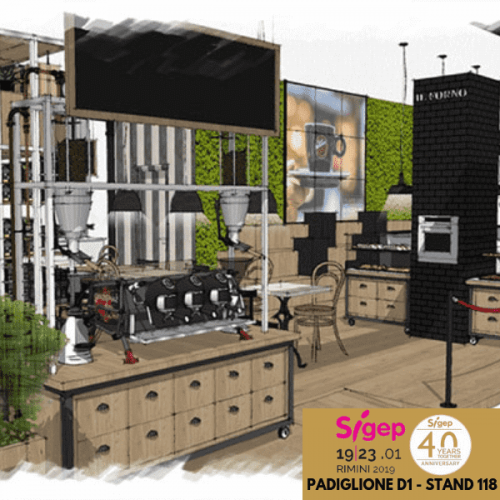 Caffè Vergnano porta la sua nuova Accademia al Sigep 2019