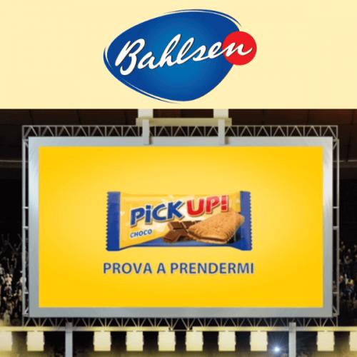 Ripartita la campagna di comunicazione di PiCK UP! di Bahlsen
