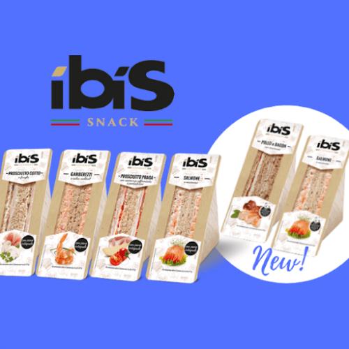 Ibis Salumi a Marca 2019 con le novità della linea snack