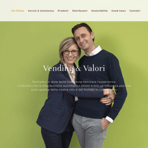 Nuovo sito web per Scattolin Distribuzione, azienda sostenibile