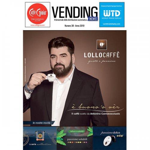 Rivista Vending News – Leggi il numero 38