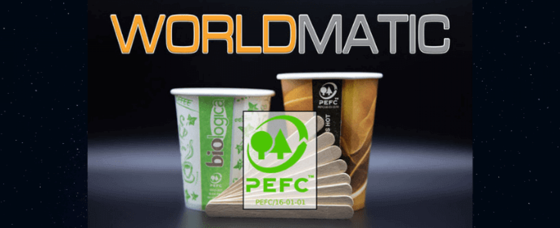 World Matic per un Vending Zero Plastica