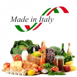 Un prodotto alimentare su 4 è 100% italiano