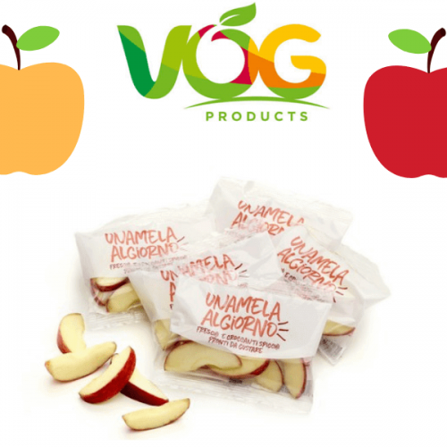 Da VOG Products la mela snack on-the-go divertente da consumare