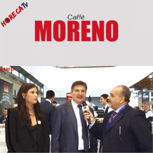 HorecaTv.it. Intervista a Sigep con Claudio e Vittoria Percuoco di Caffè Moreno