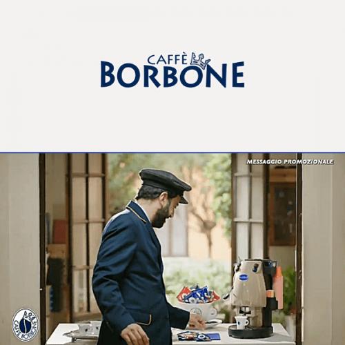 Caffè Borbone, la cialda che porta la pace nel condominio