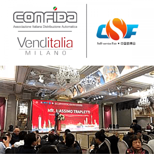 CONFIDA al China International Show per la promozione di Venditalia