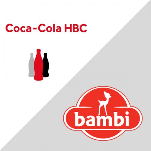 Coca-Cola HBC acquisisce Bambi, produttore serbo di snack