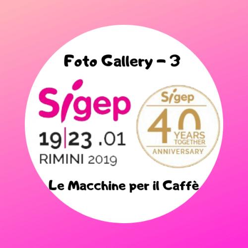SIGEP 2019 – Le macchine per il caffè – Foto Gallery 3