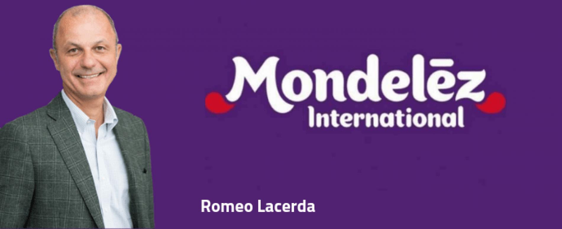 Romeo Lacerda nuovo president Western Europe di Mondelez