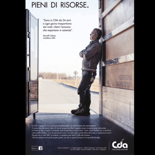 CDA – Cattelan D.A. comunica con i suoi collaboratori