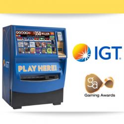 Un distributore automatico vince il premio Lotteria dell'Anno