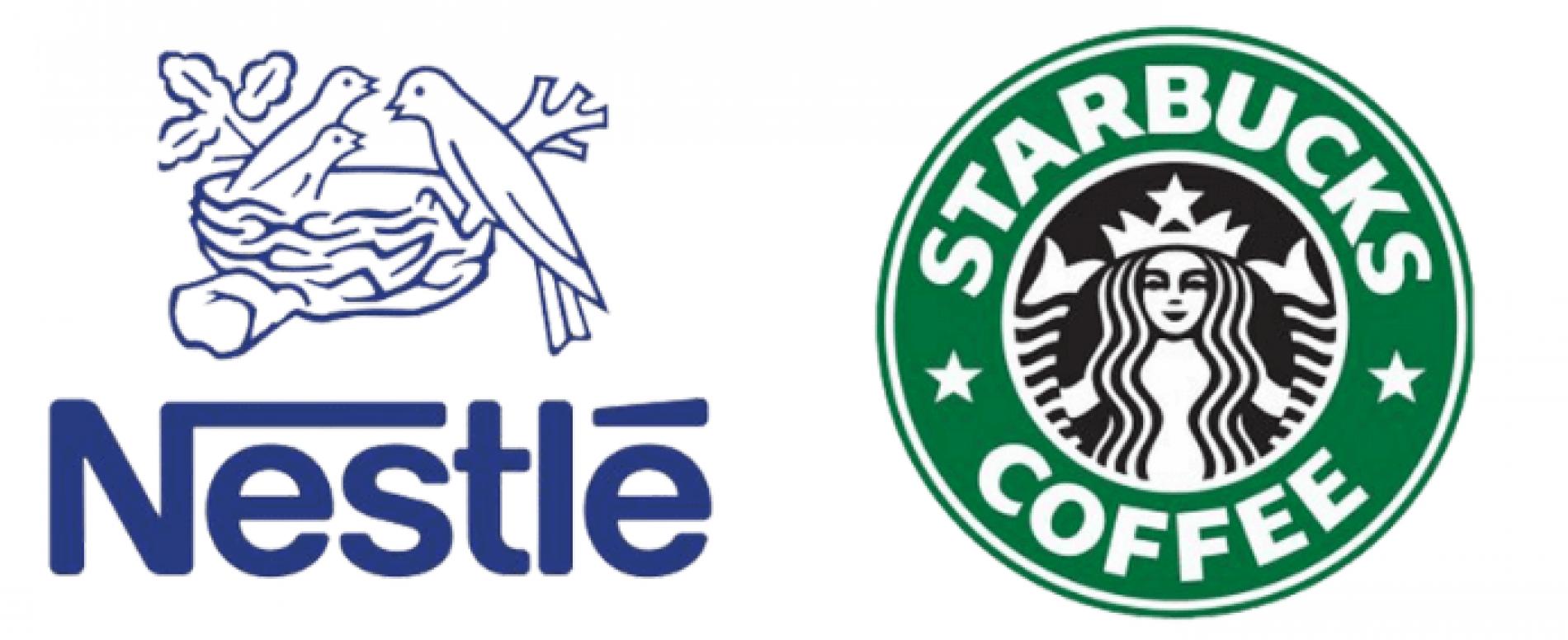 Da febbraio Nestlé inizia a vendere caffè targato Starbucks