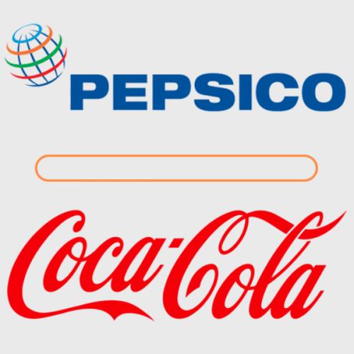 Risultati 2018. Bene per PepsiCo, in calo per Coca-Cola