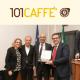 101CAFFÈ: ai Franchising Key Award 2019 è Miglior Presenza Internazionale