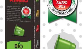 Kimbo: le capsule da Quality Award in tv a marzo con Serena Autieri