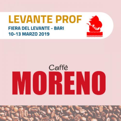 Caffè Moreno porta il vero espresso napoletano a Levante PROF