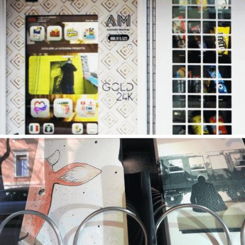 Arte e buone letture nei distributori automatici