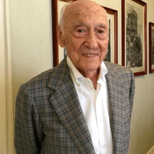 Addio all'imprenditore Joseph Joe Nissim, fondatore del Gruppo Bolton