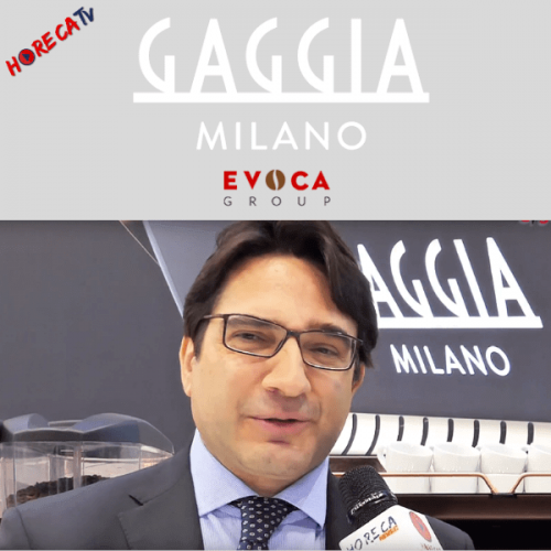 HorecaTv.it. Intervista a Sigep con Andrea Bonomi di Gaggia EVOCA Group SpA