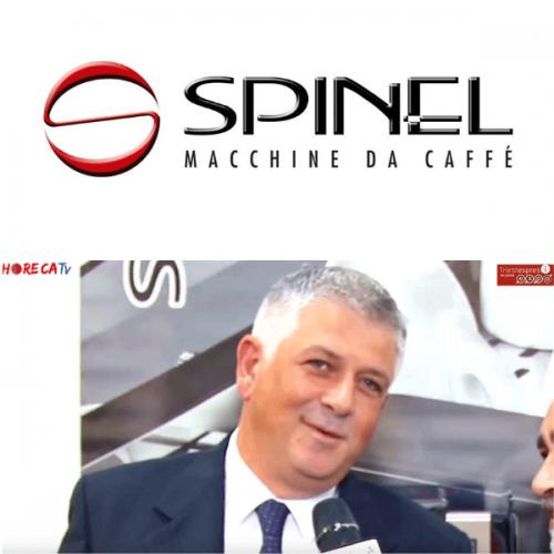 HorecaTv.it. Intervista a TriestEspresso 2018 con Giovanni Spinelli di SPINEL