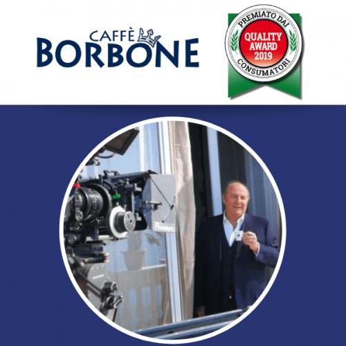 Un momento d'oro per Caffè Borbone, brand sempre più consolidato