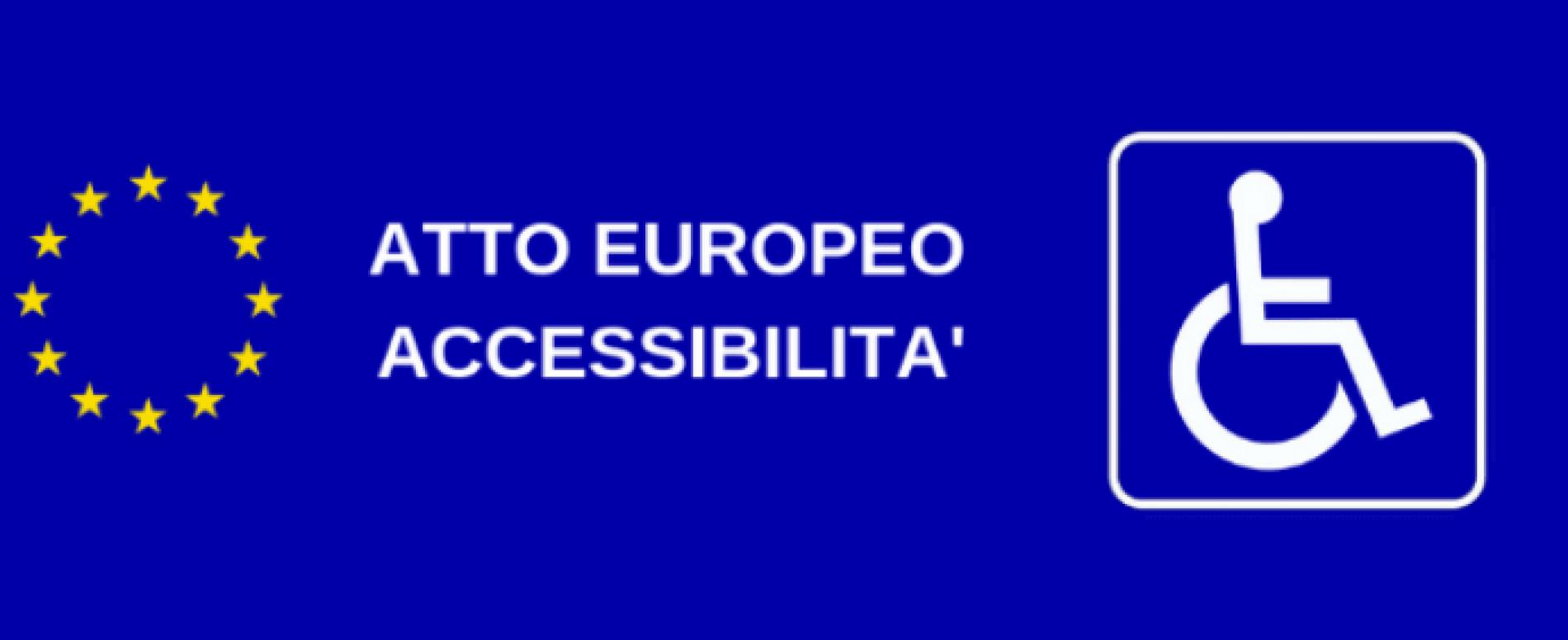 Il Parlamento europeo approva l'Atto Europeo sull'Accessibilità