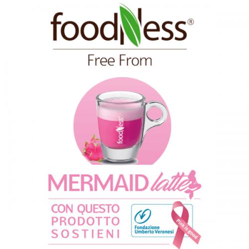 Pink is Good. Foodness sostiene la Fondazione Umberto Veronesi