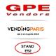 GPE Vendors a Vending Paris con importanti novità