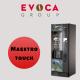 Necta presenta Maestro nella versione Touch