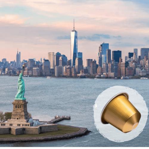 Nespresso investe nella città di New York per il riciclo delle capsule