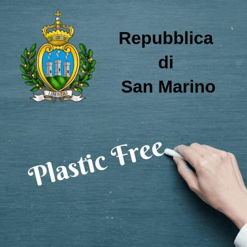 La Repubblica di San Marino dice no alla plastica nelle scuole