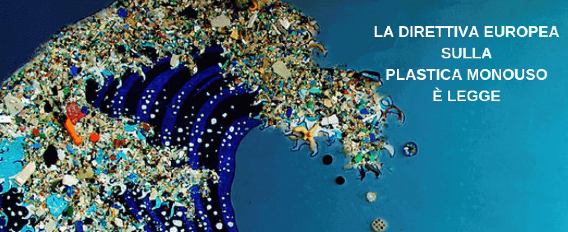 L'UE conferma: dal 2021 divieto per alcuni prodotti monouso in plastica