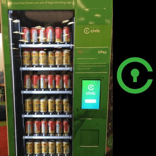 USA. La birra al distributore automatico si paga in criptovaluta