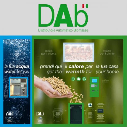 DAB, il distributore automatico di biomasse sfuse 4.0