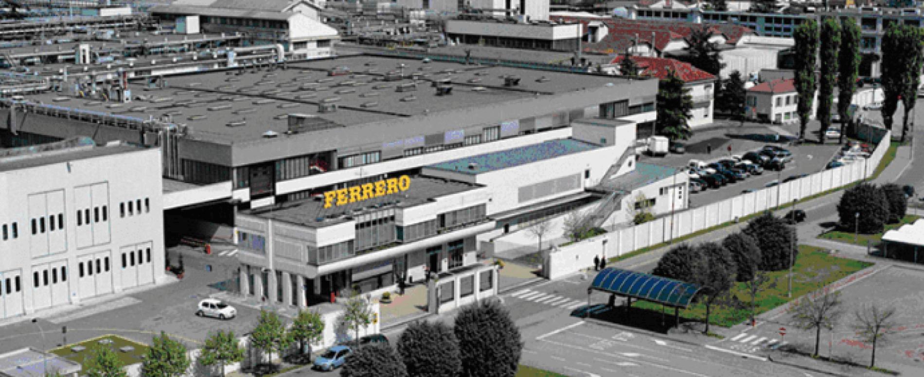 Ferrero. Importanti investimenti per lo stabilimento di Alba