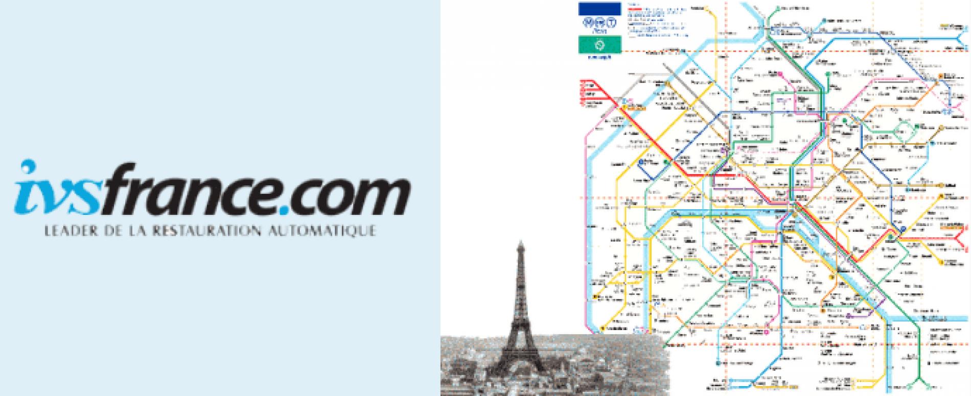 IVS France si aggiudica la gara per la Metropolitana di Parigi